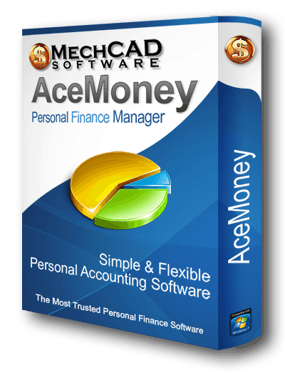 MechCAD Software(AceMoney) builds best personal finance software,
