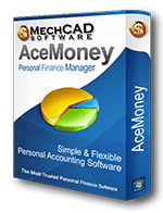 AceMoney Windows Personal Finance Software
